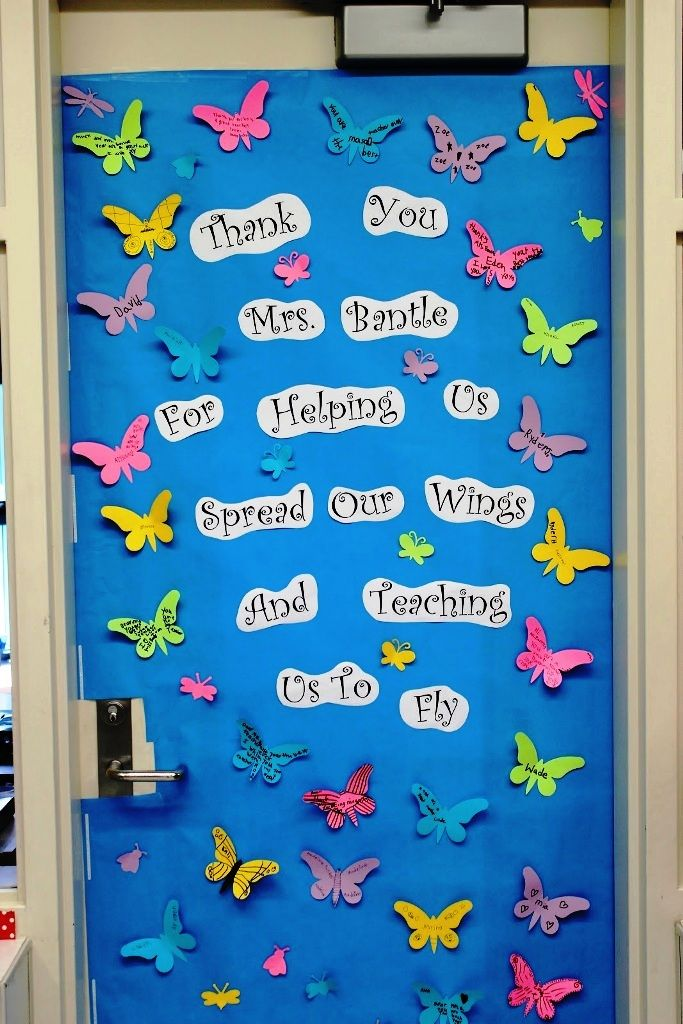 Creative Classroom Door Decorations ~ Creative classroom decorating ideas google search