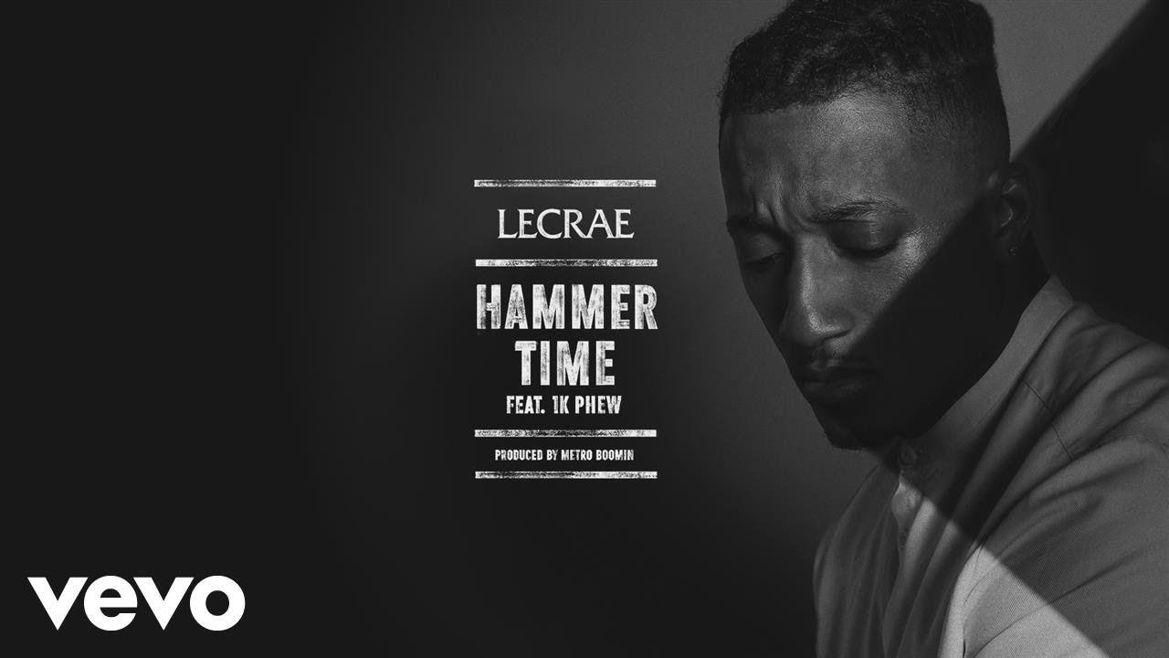 Lecrae - Hammer Time (Audio) ft. 1K Phew