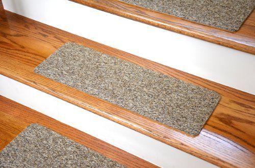 Dean Affordable Non Skid Diy Peel Stick Carpet Stair Treads