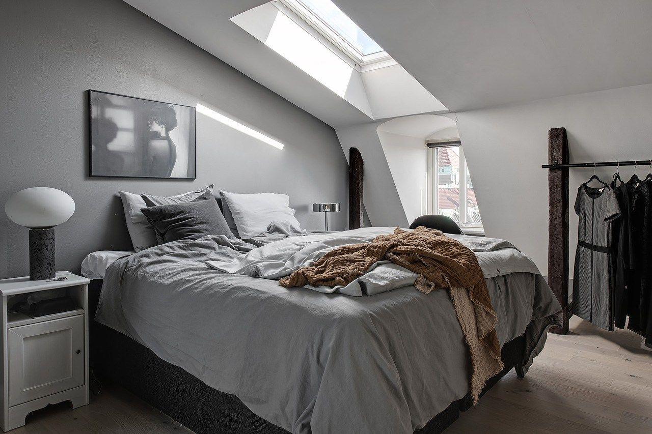 Главная Bedrooms Attic Apartment Home Decor Attic