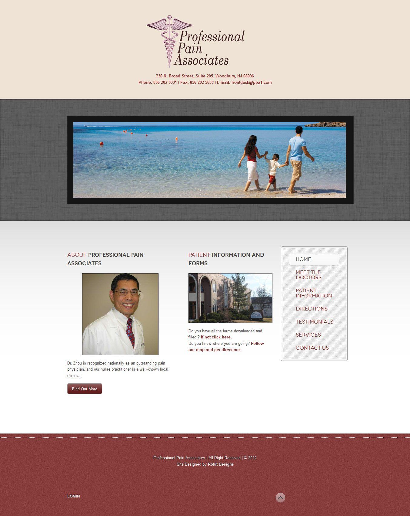 Niki Jacob Wordpress Web Design Web Design Site Design