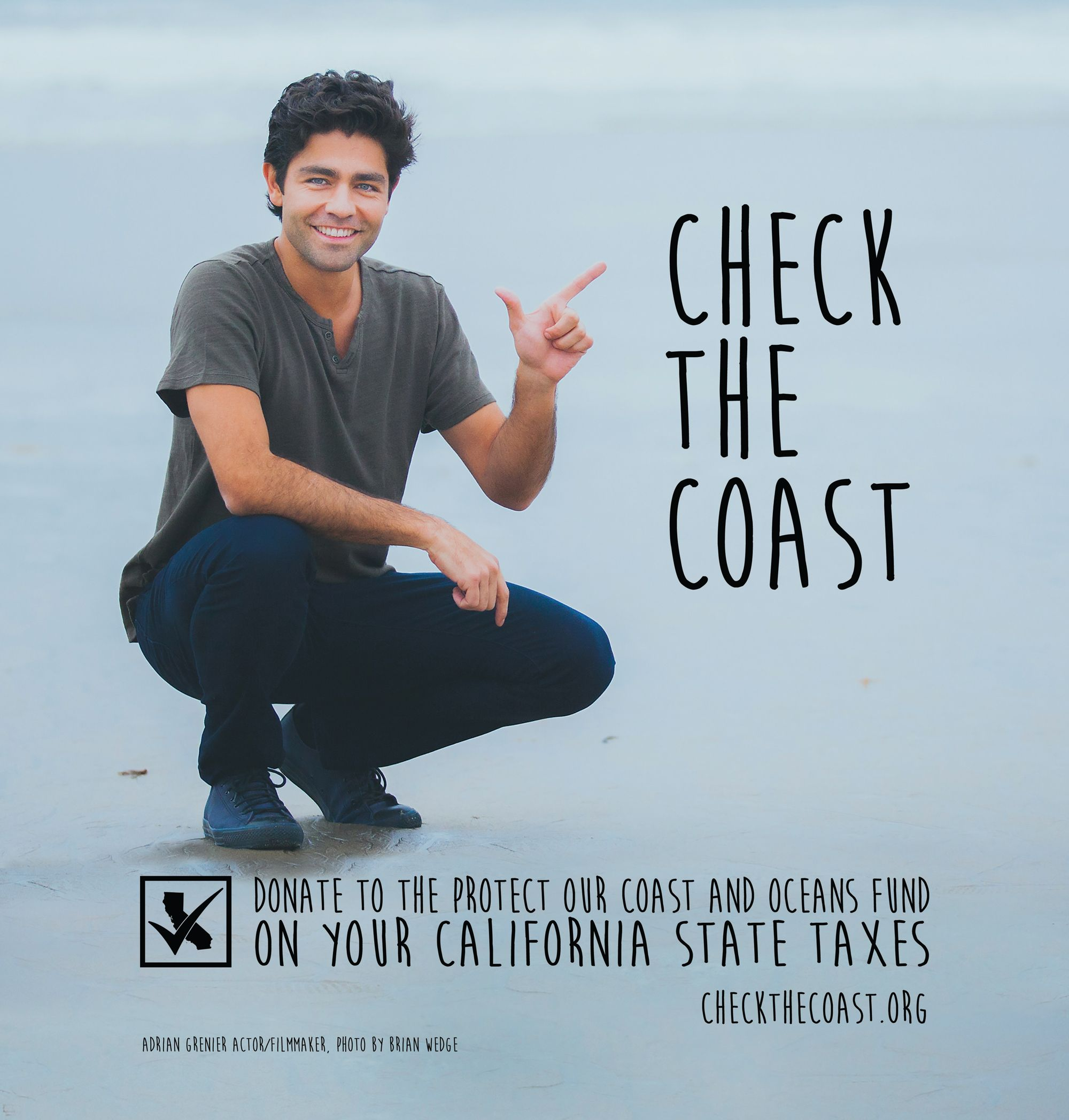 #CheckTheCoast on your 2014 tax form and help protect what we love: checkthecoast.org