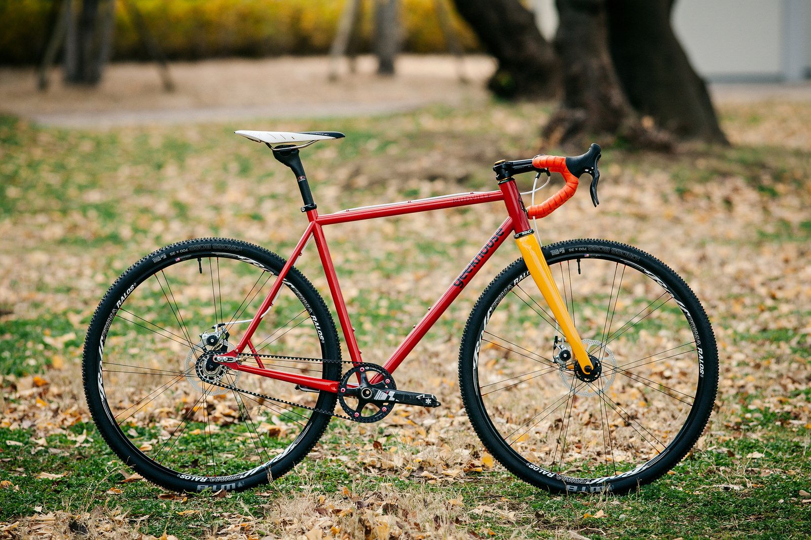 Geekhouse Bikes Mudville Sscx Belt Drive Complete Bike Belt
