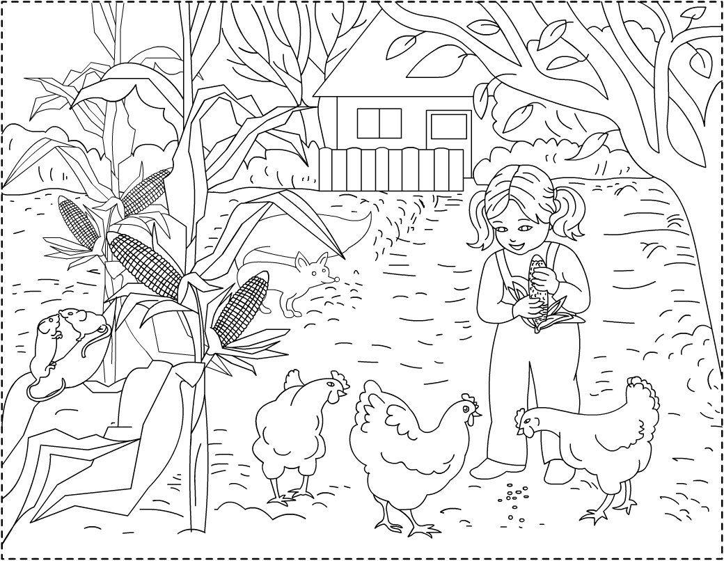 Porumbvulpegainig coloring pages pinterest autumn colours
