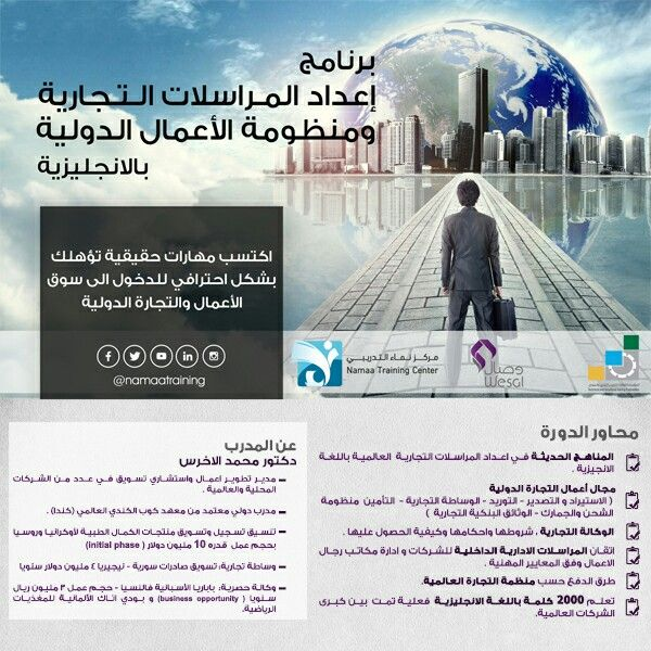 دورات تدريب تطوير مدربين السعودية الرياض طلبات تنميه مهارات اعلان إعلانات تعليم فنون دبي قيادة تغيير سياحه مغامره غر Training Center Loq Art
