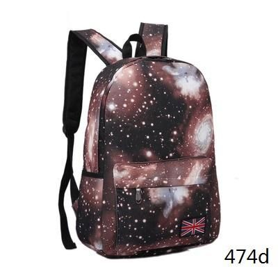 16121677209 Miyahouse Girls School Bags For Teenage Galaxy Stars Universe Space  Printing Backpack Women Fashion Canvas Women Backpacks