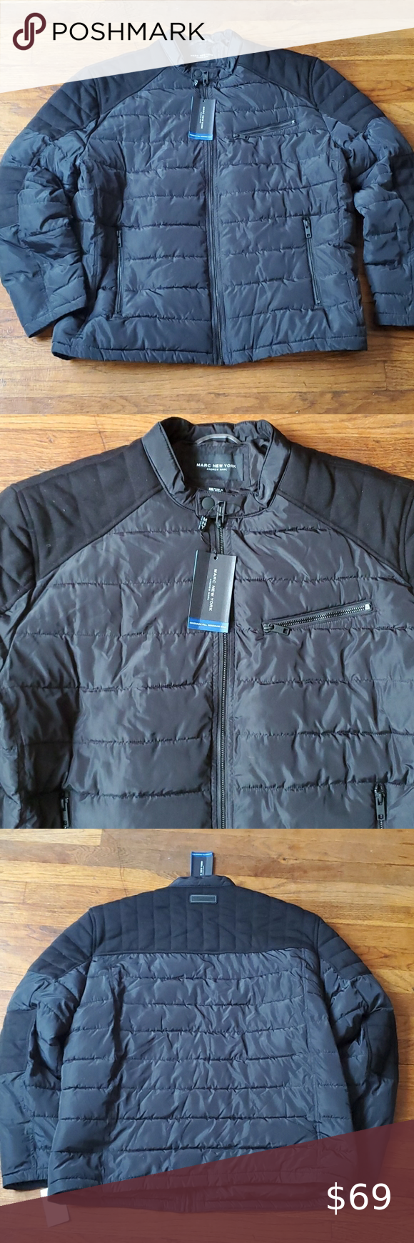 Andrew Marc Marc New York Puffer Jacket Marc New York Andrew Marc Puffer Jackets [ 1740 x 580 Pixel ]