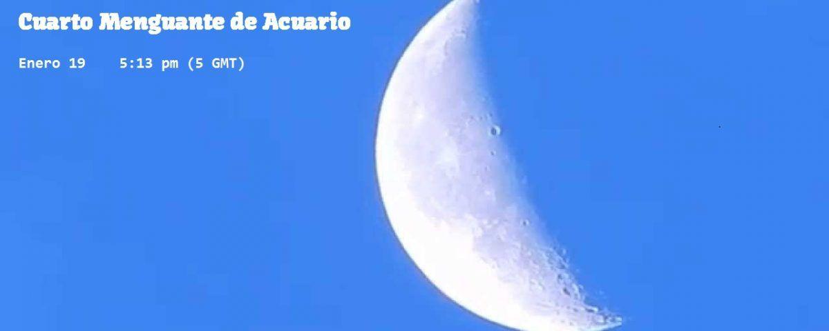 Cuarto Menguante de Acuario | Magia Lunar | Pinterest | Acuario ...