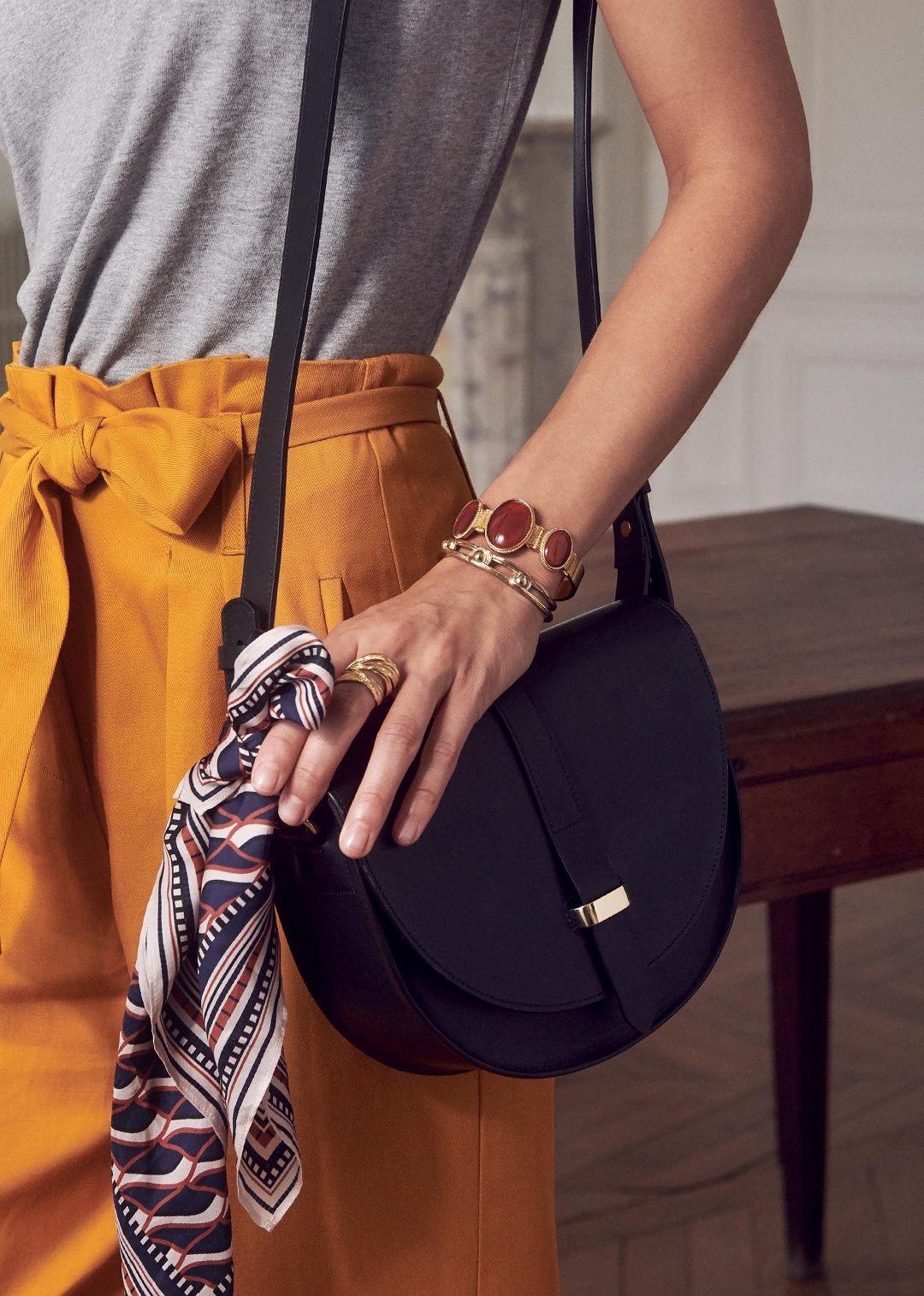 Sézane Claude bag (With images) | Bags, Bag patches