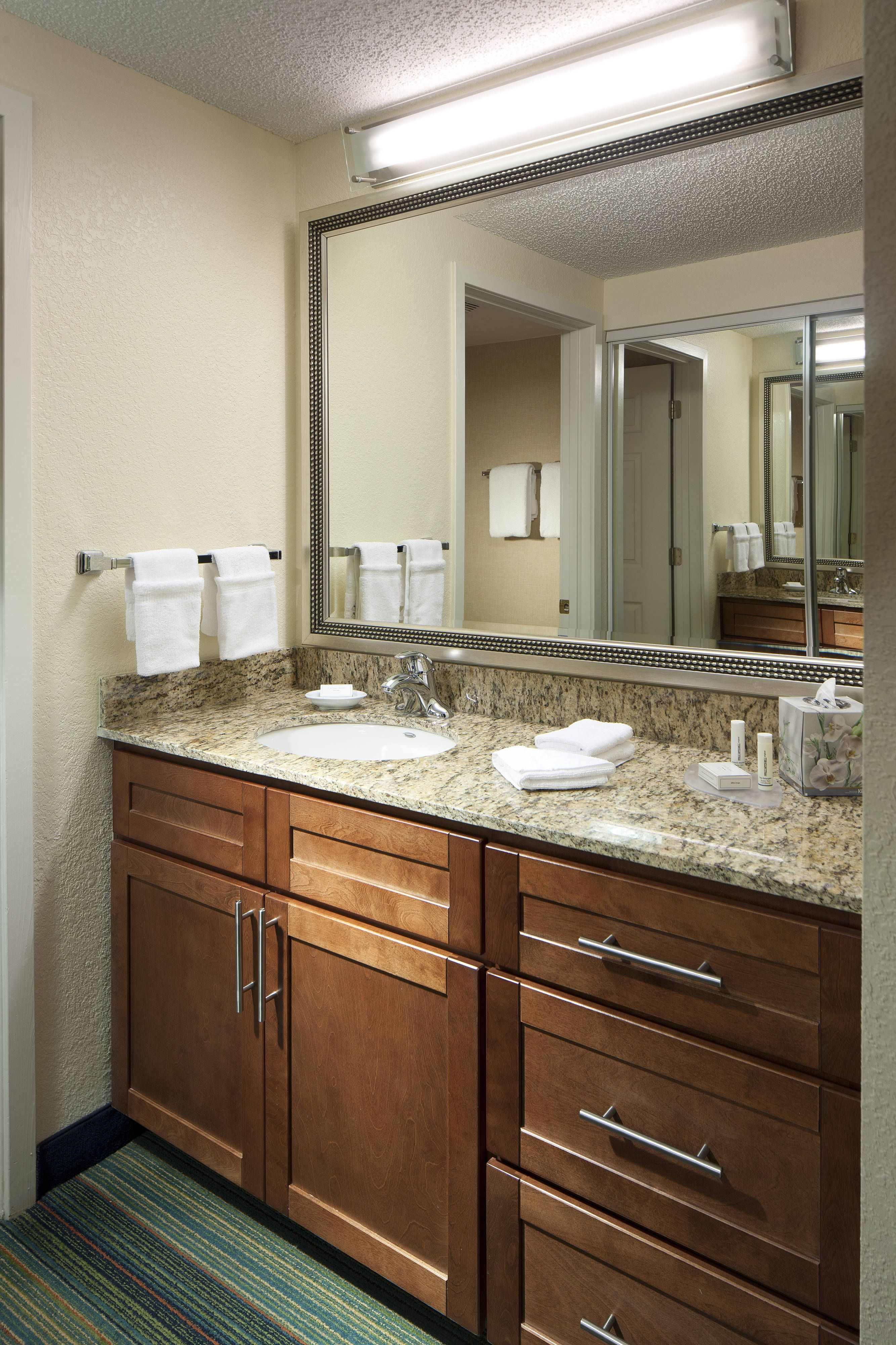 The Inn at Mayo Clinic Guest Bathroom Vanity #Guest, # ...