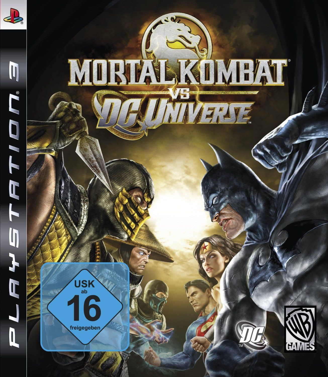 Mortal Kombat vs. DC Universe: Amazon.de: Games