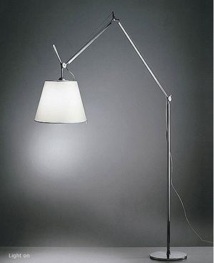 Tolomeo Mega Floor Lamp By Artemide Modernlighting Floorlamps Modern Floor Lamps Floor Lamp Adjustable Floor Lamp