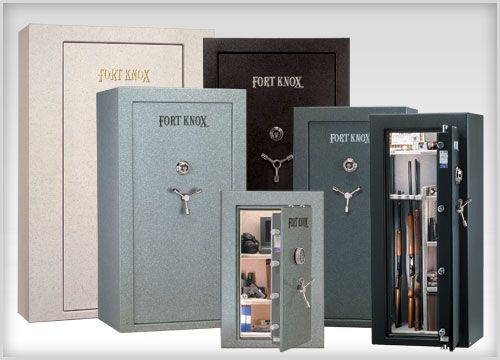 Why A Gun Safe Is A Must If You Own Firearms - Fort Knox | Fort ...