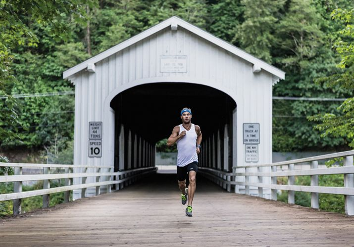 Beyond the finish line A background in biochemistry taught Olympic track and field athlete  Nick Symmonds how to succeed on and off of the track