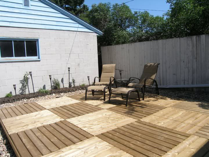 Mystictryst S Image Patio Pallet Decking Pallet Patio