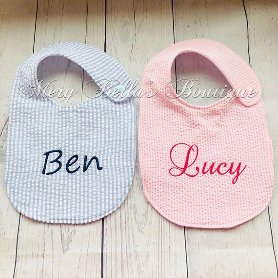 Monogrammed baby bib personalized baby gift baby boy baby girl monogrammed baby bib personalized baby gift baby boy baby girl baby shower negle Image collections