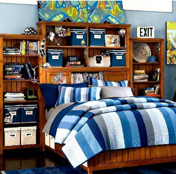 Teenager Zimmer für Jungen \u2013 Dekoration und Einrichtungsideen