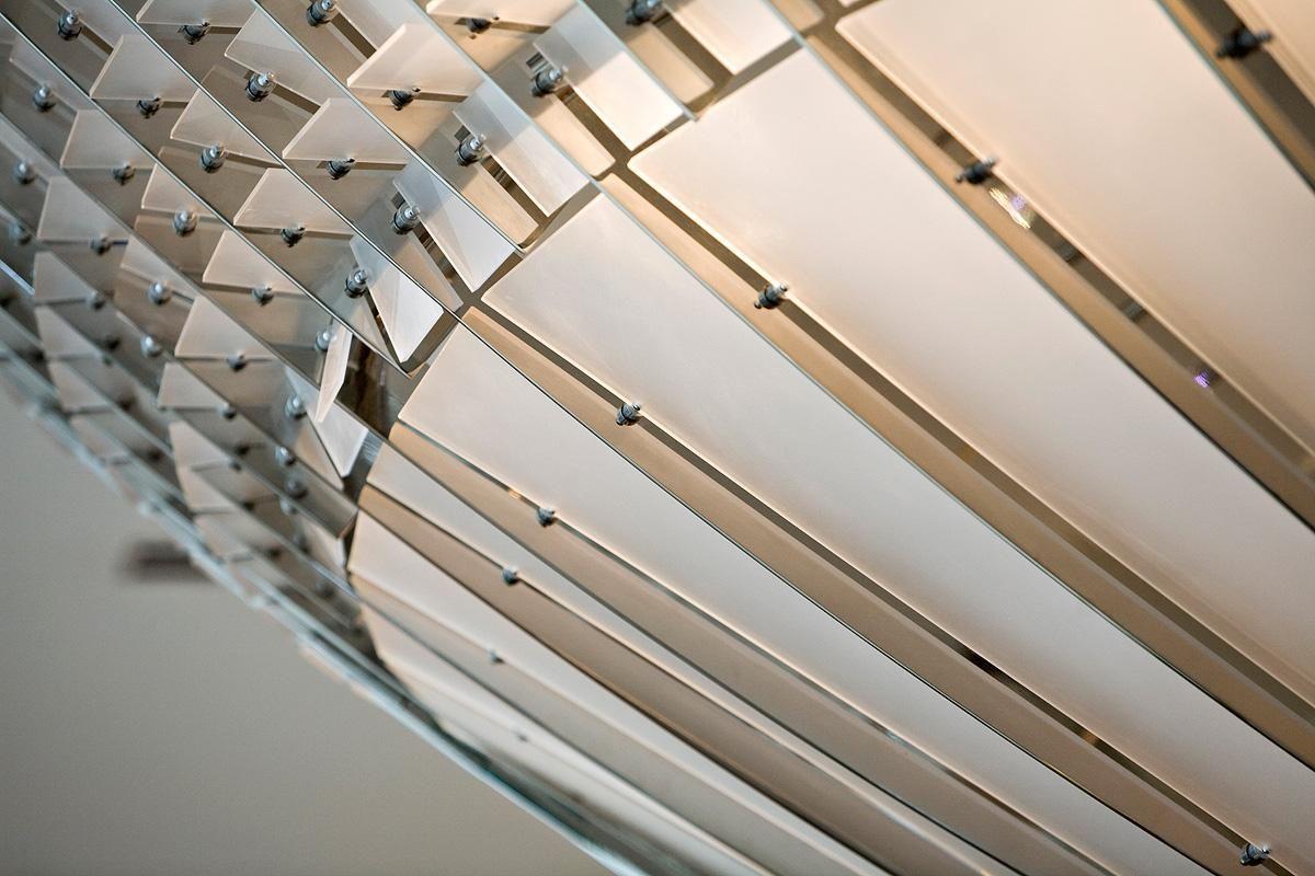 Ren schaumburg feature piece ren schaumburg custom lighting design light fixtures