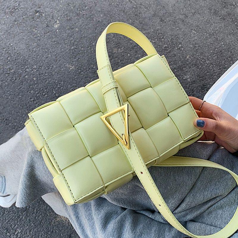 2019 bolso Vintage para mujer, bolso de hombro, bolso bandolera de cuero PU para mujer bolsas