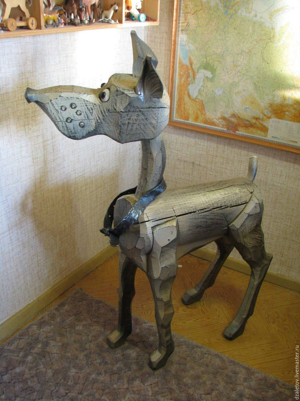 Собака, друг человека | Скульптура, Собаки, Работы