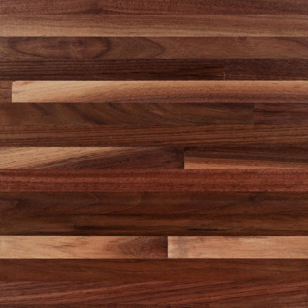 Ordinaire American Walnut Butcher Block Countertop 12ft.   144in. X 25in. | Floor And  Decor