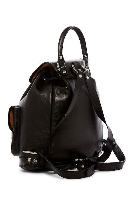 Image of Persaman New York Edward Italian Leather Backpack 7bf0627ed38d2