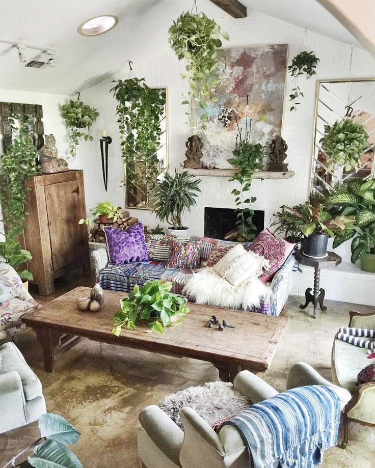 image result for bohemian rooms id es appartement pinterest maison d co maison et deco. Black Bedroom Furniture Sets. Home Design Ideas
