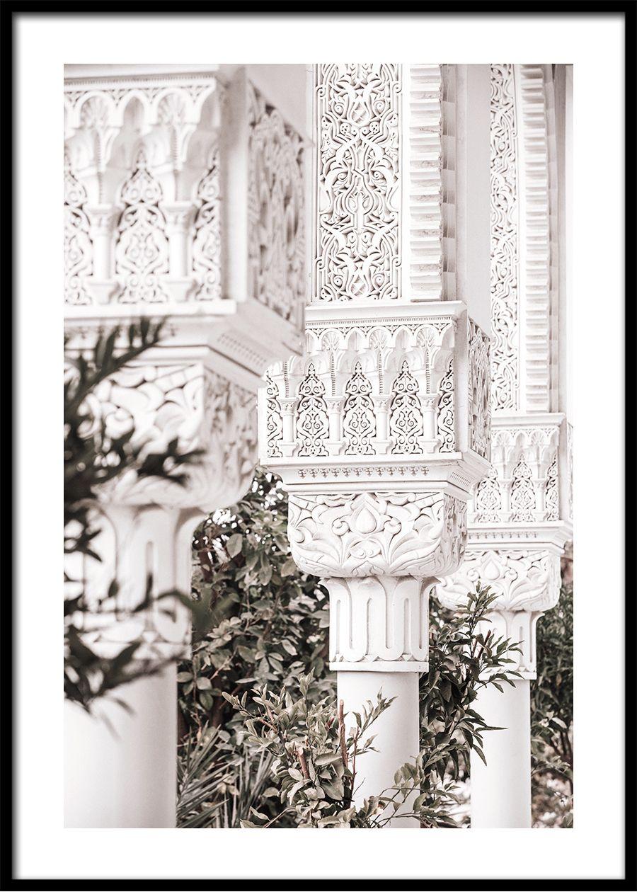 Desenio I Sztuka Dostepna Dla Kazdego Pln Design In 2020 Fotowand Marrakesch Mosaikwand