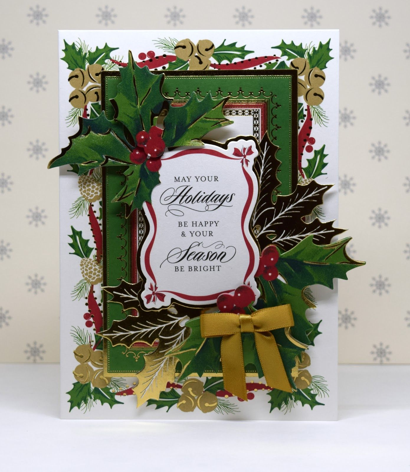Pin by Mary Armstrong on Anna Griffin Christmas Cards