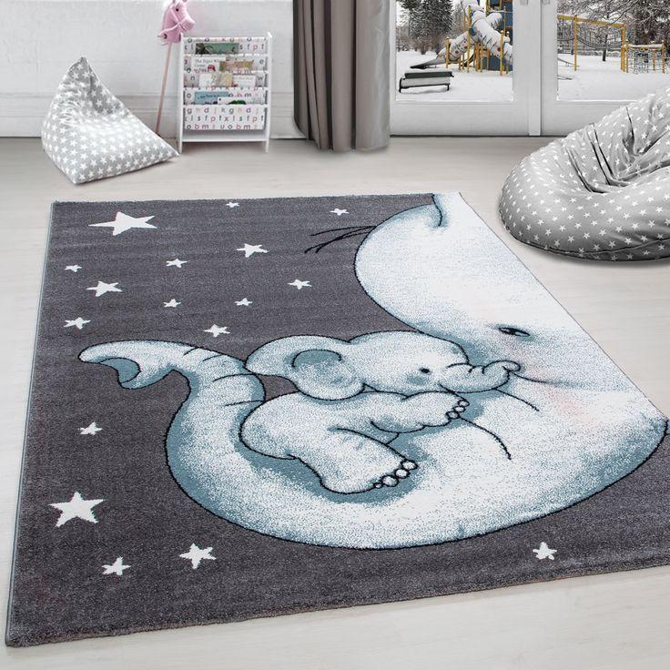 Kinderteppich Kinderzimmer Teppich niedlicher