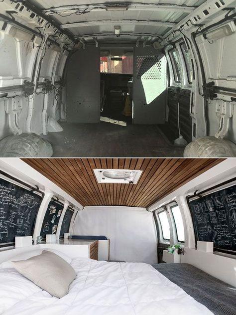 sch ner wohnen ein transporter ausbau mit stil camioneta. Black Bedroom Furniture Sets. Home Design Ideas
