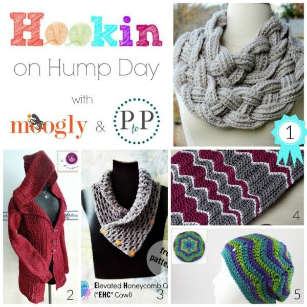 Hookin\' on Hump Day #111: Link Party for the Fiber Arts | Hilos ...