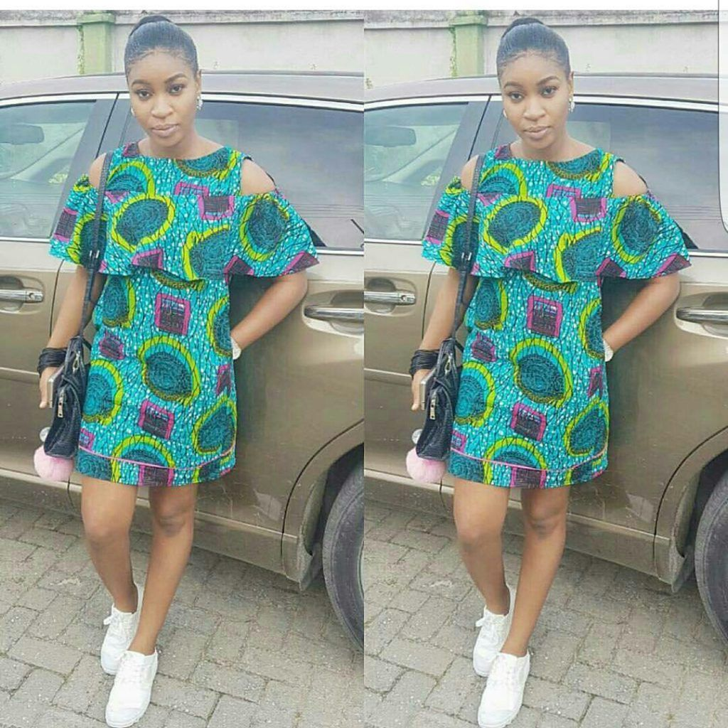Yes, we are back with more Ankara fashion looks that will make you ...