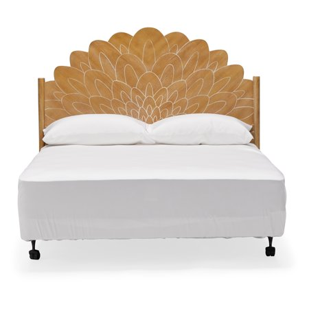 Home In 2020 Wood Headboard Wood Carving Bed Sizes