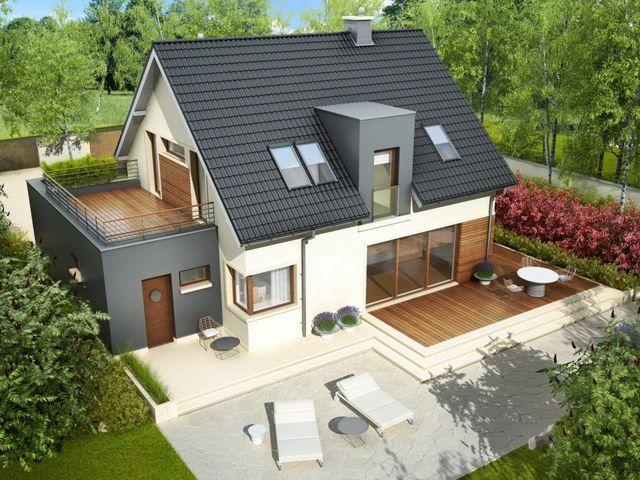 Modern Contcontemporary Home Design With Beautiful Viewemporary Home Design House Exterior House Designs Exterior Contemporary House