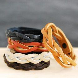 make your own mystery braid bracelets
