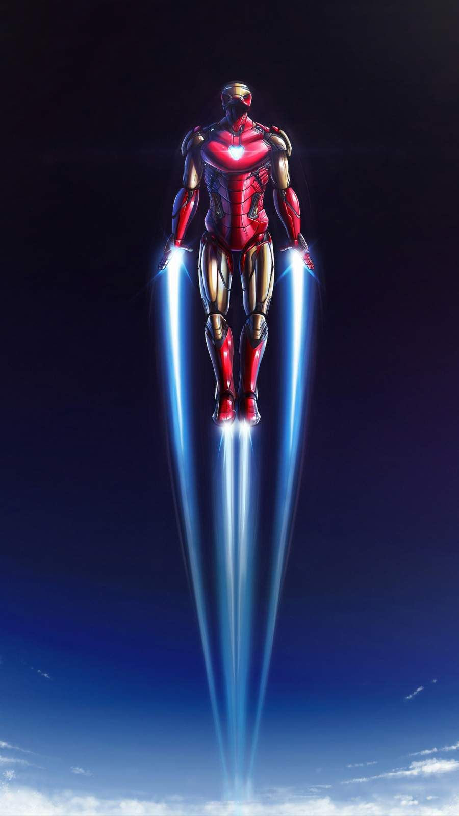 Iron Man Flying 4k Iphone Wallpaper Iron Man Avengers Iron Man Flying Iron Man Art