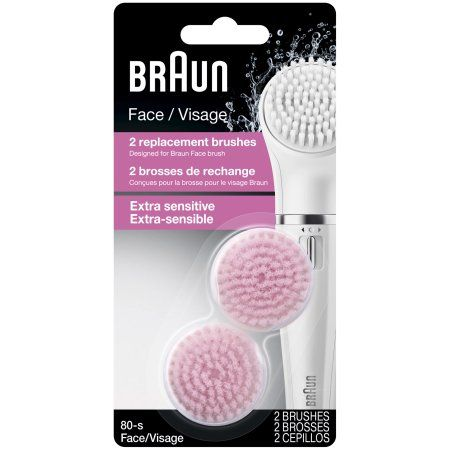 Personal Care Braun Face Facial Cleansing Brush Exfoliate Face
