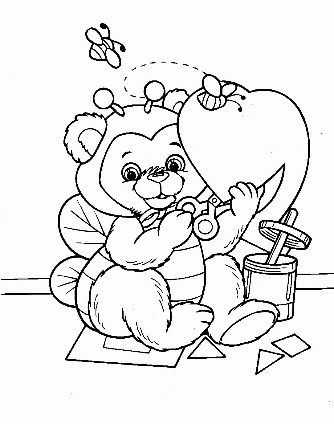 Pin on Best Valentine Coloring Pages