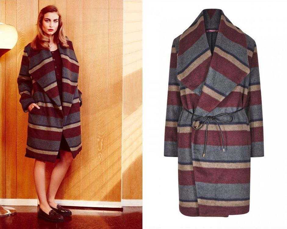Tu At Sainsbury\'s: Hitchcock Must-Haves | Coats, Gowns and Dressing