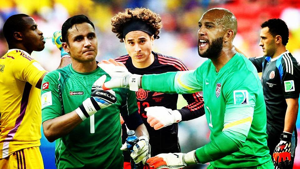 Get goalkeeper 2014 world cup football shirts 21.99 at