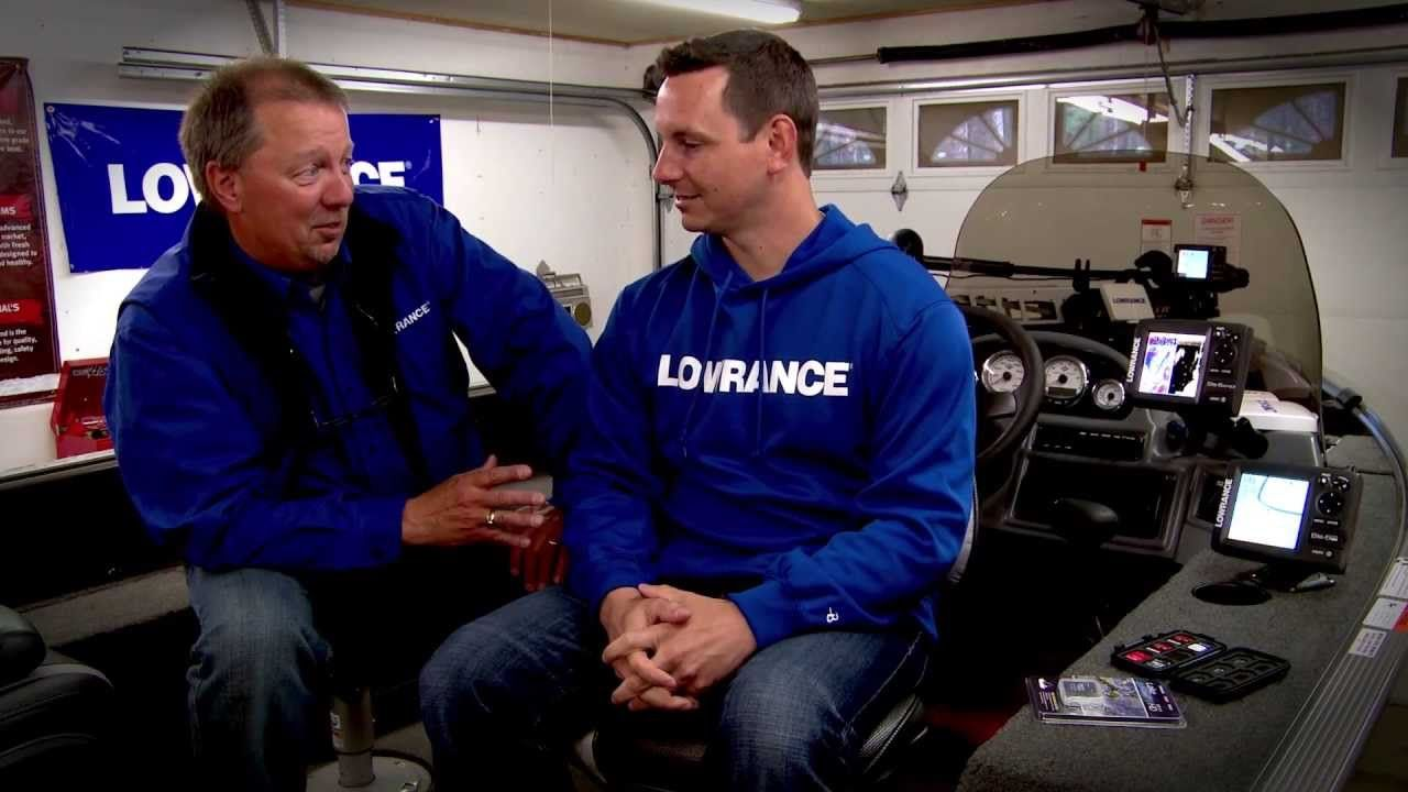 Video overview of the Lowrance Elite5 HDI fishfinder