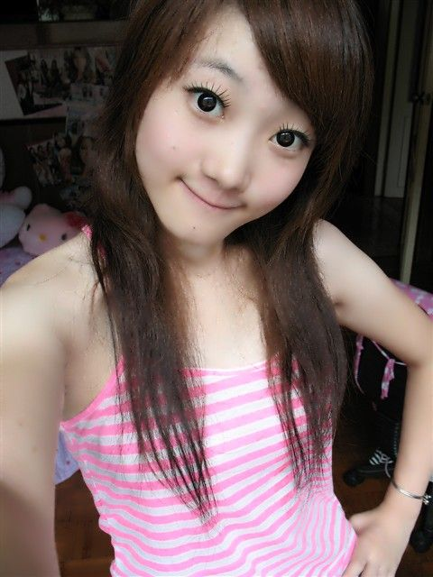 Asian teen tits