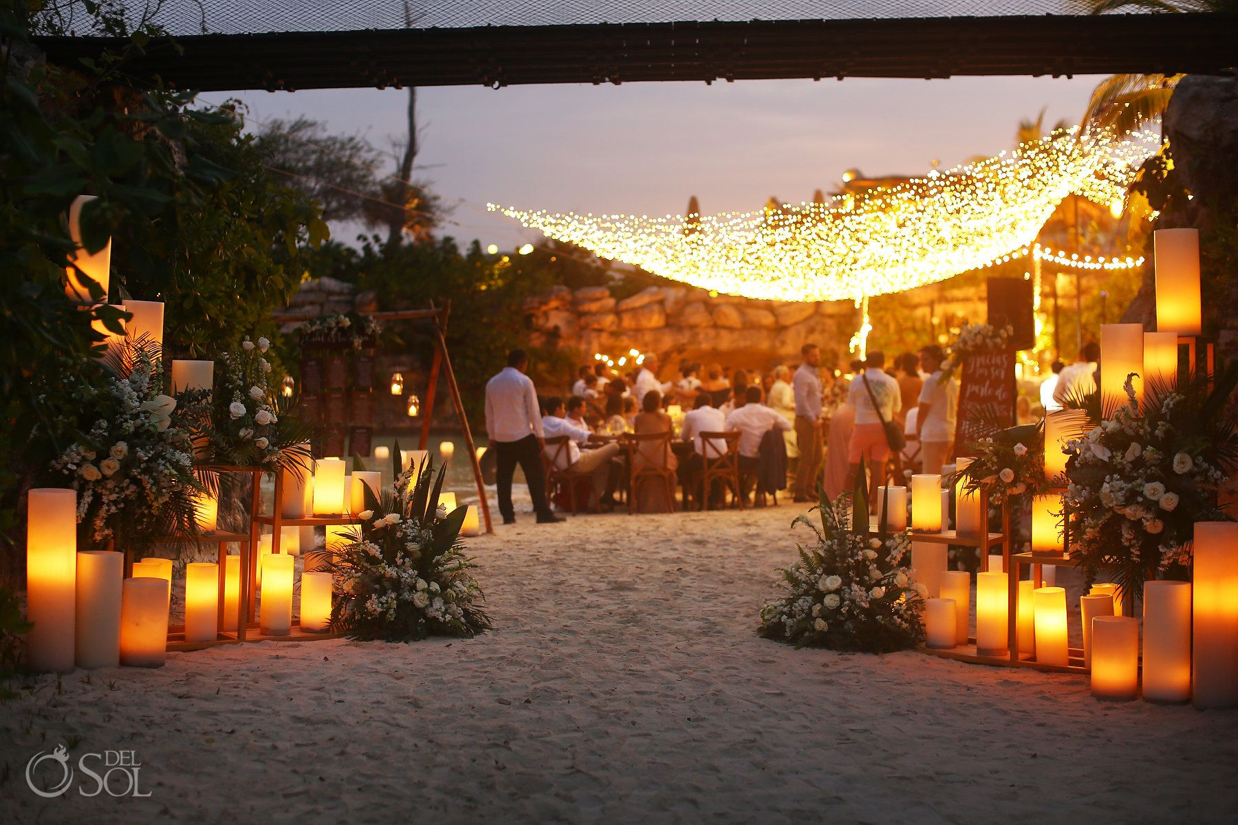 Hotel Xcaret Mexico Weddings With Images Mexico Wedding