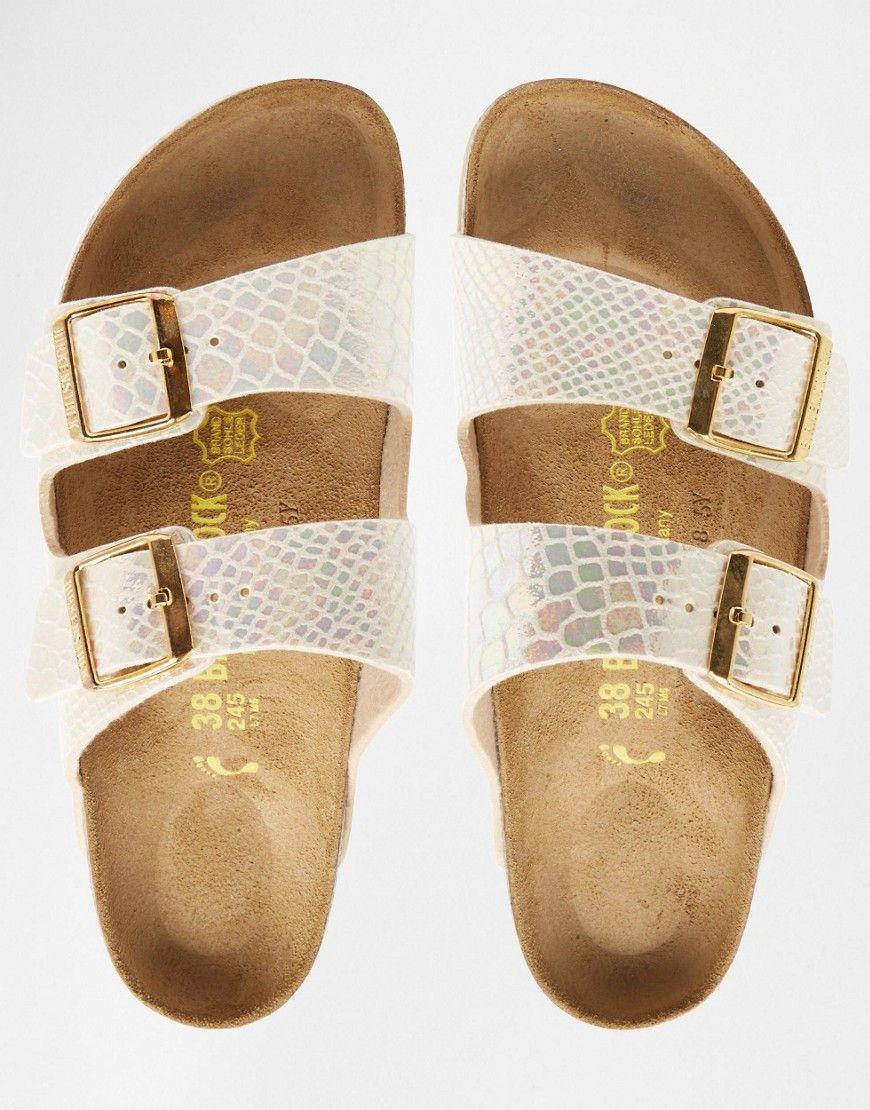 Mode von Birkenstock in Gold: Günstig online kaufen bei