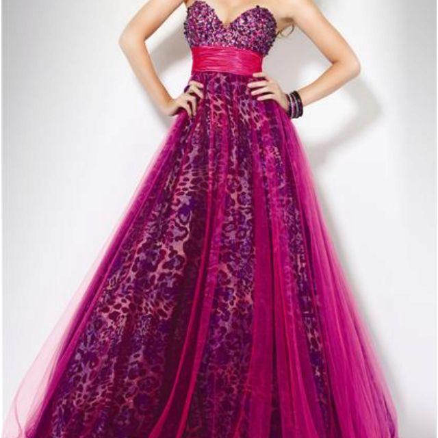 Future prom dress