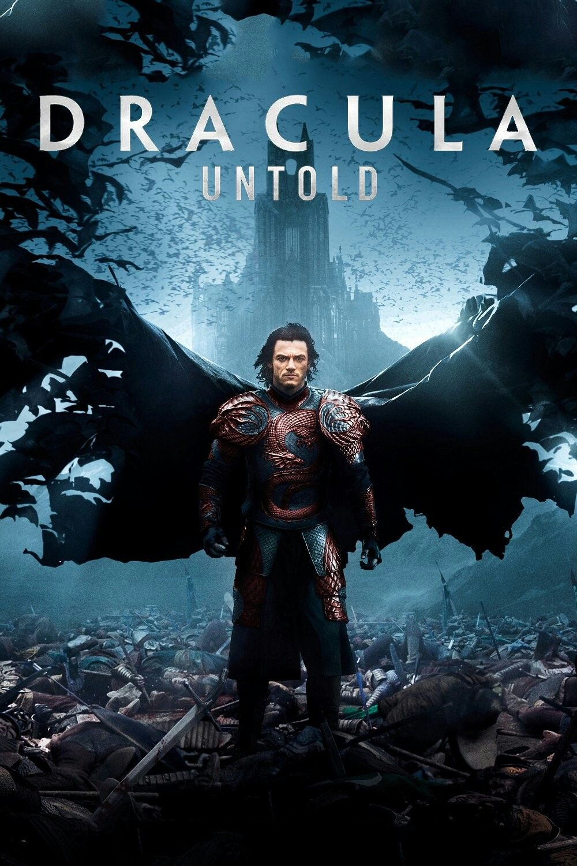 Dracula Untold Movie Poster Fantastic Movie Posters Scifi Movie