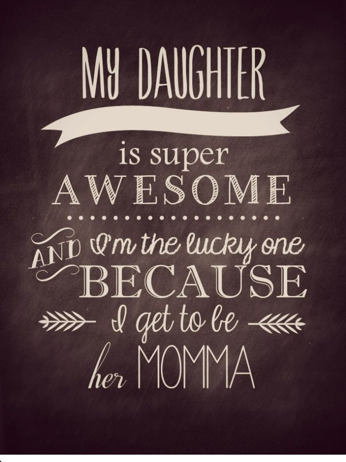 Love My Baby Girl Quotes Pinterest Mother Daughter Quotes