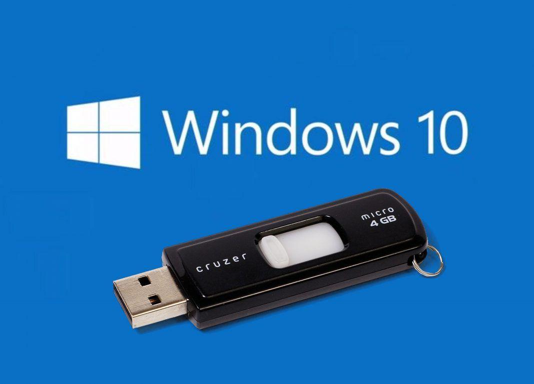 3 Easy Ways To Create Uefi Or Legacy Bootable Usb Windows 10 Installation Media Windows 10 Windows 10 Hacks Usb Flash Drive