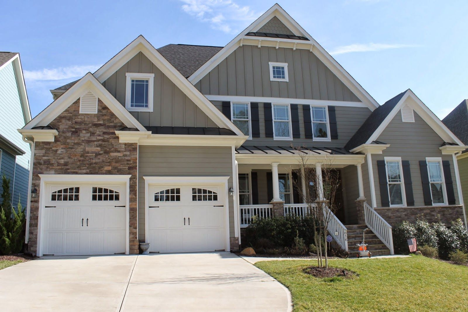 Perfectly Taylored: Exterior Choices | Exterior home color ...